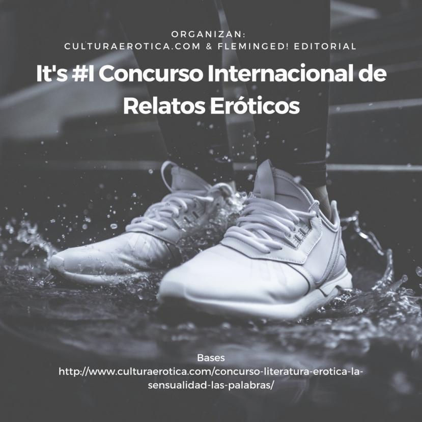 It's #I Concurso Internacional de Relatos Eróticos