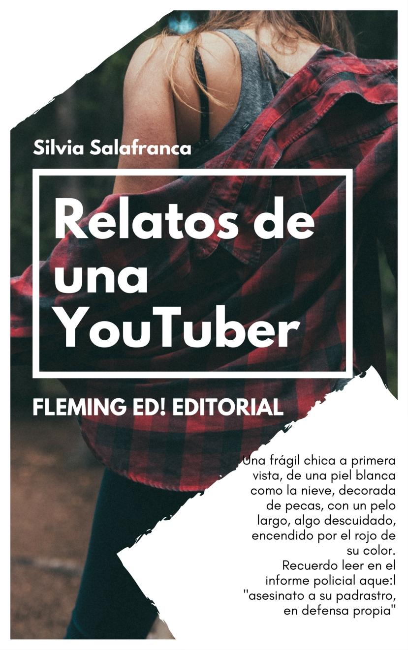 Relatos de una youtuber portada-1