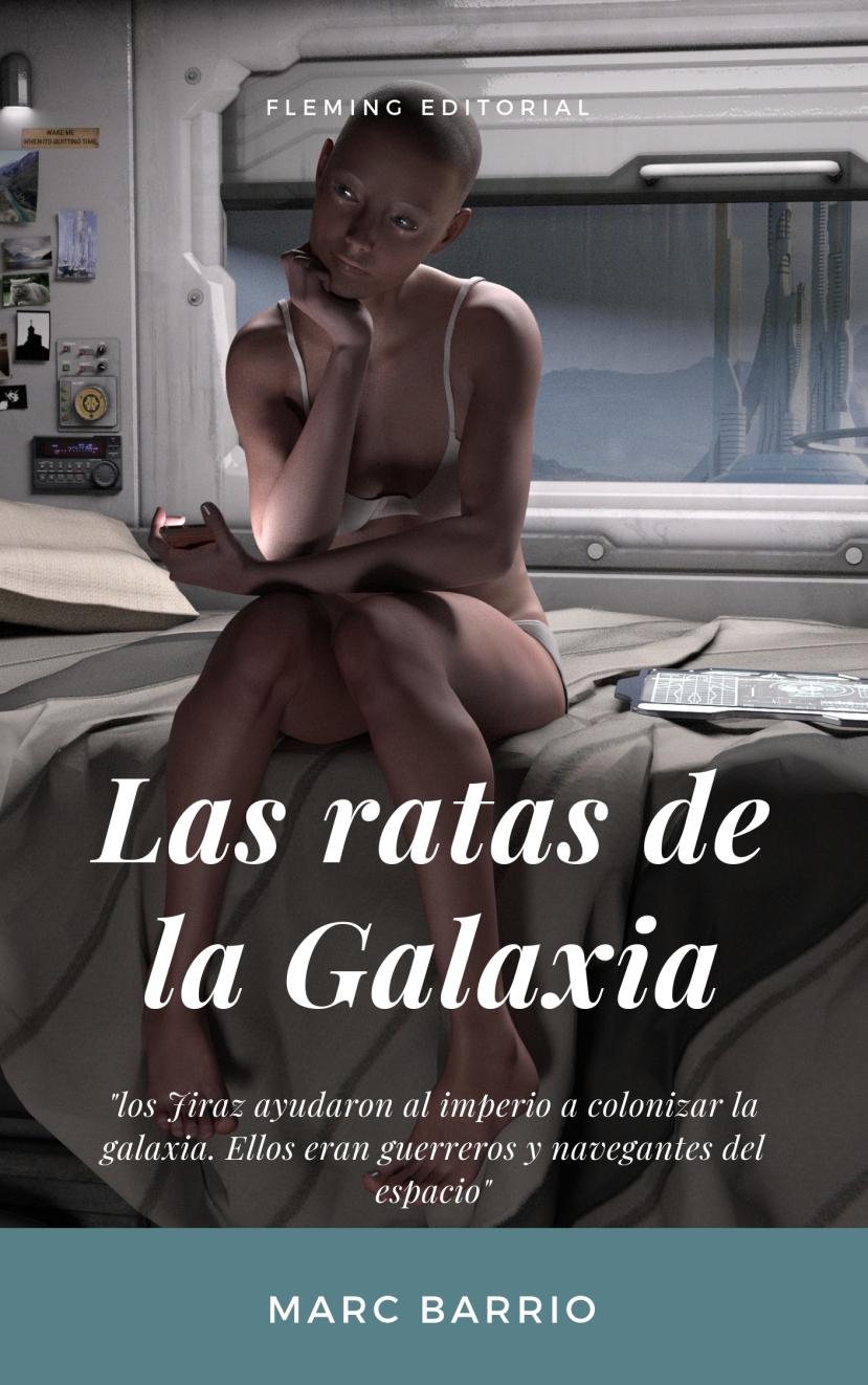Las ratas de la Galaxia portada