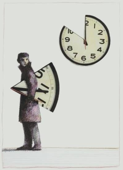 LAS PERSONAS RELOJ by Beatriz Berrocal
