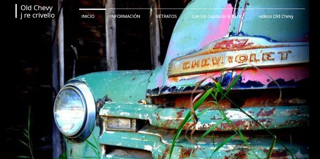 Old Chevy by j re crivello