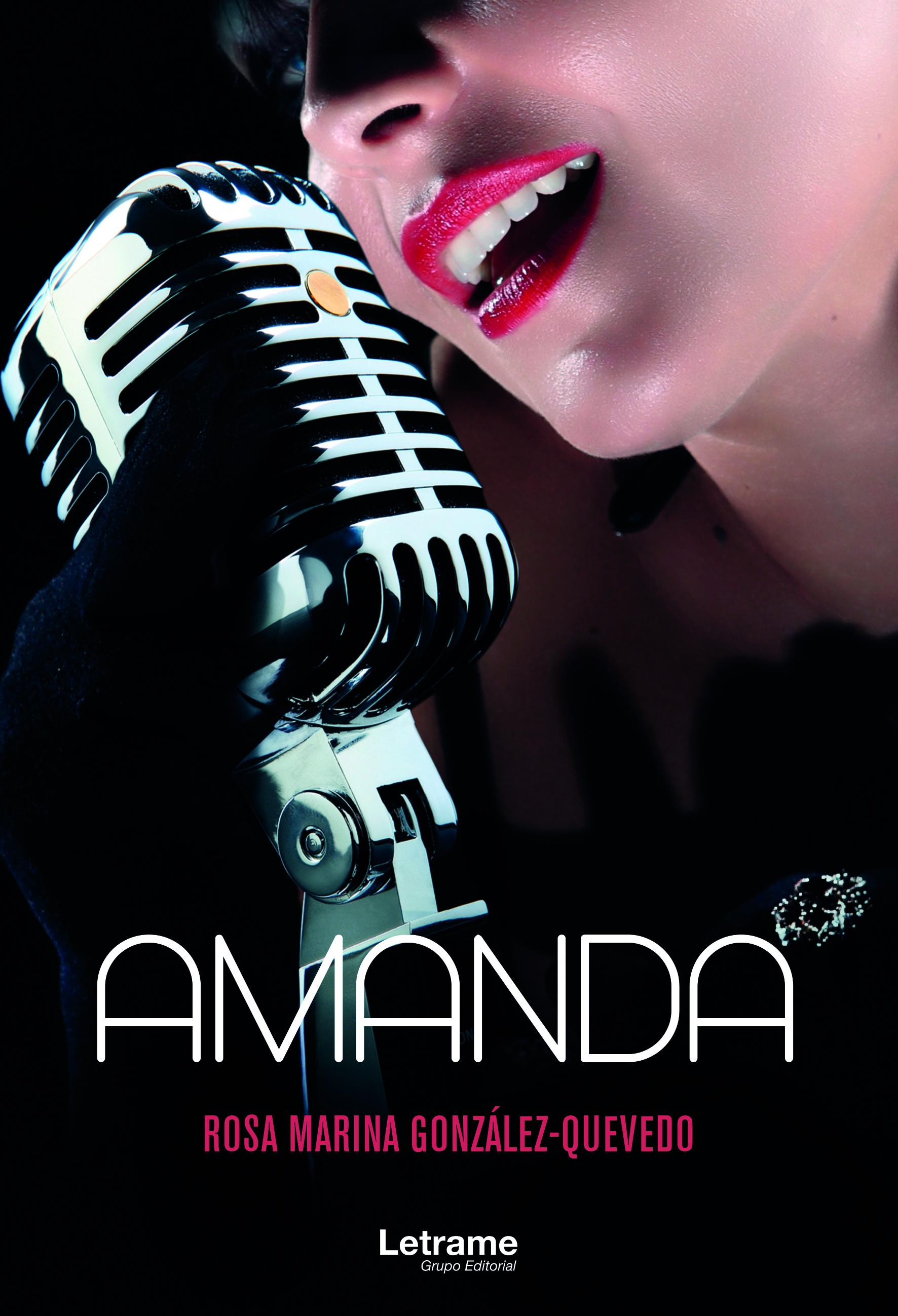 AMANDA by Rosa Marina González-Quevedo